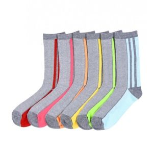 PACK OF 12 : Mid-Rise Socks Set 70501_HST